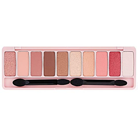 Play Color Eyes - Cherry Blossom Edition - 10 Shadow Palette (10g)