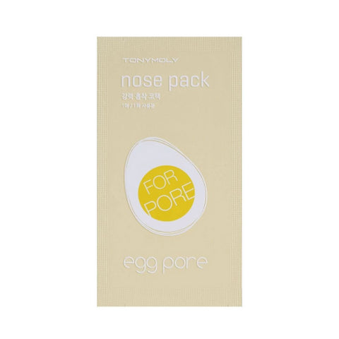 Egg Pore Nose Pack - 1pcs