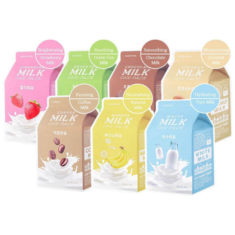 Milk One-Pack - 1pc (7 Types)