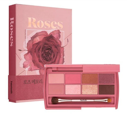 Dailism Eye Palette Rose Memory  (7.5g)