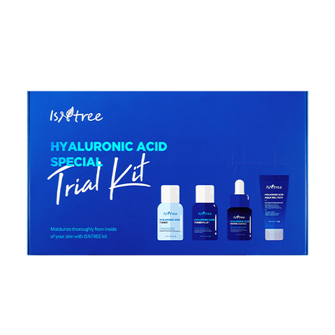 Hyaluronic Acid Special Trial Kit (Inc. 4 Items)