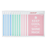 Intensive Sheet Mask Trio Set (Inc. 12 Items)