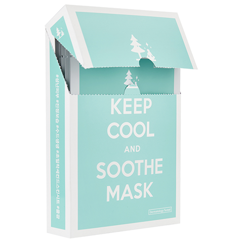 Soothe Intensive Calming Mask Pack -10pcs