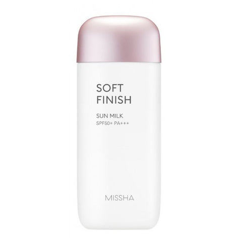 All Around Safe Block Soft Finish Sun Milk SPF50+ PA++++ (50ml)