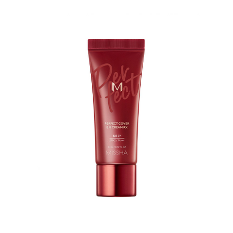 M Perfect Cover BB Cream RX - SPF42 pa+++ (MINI) 4 Shades (20ml)