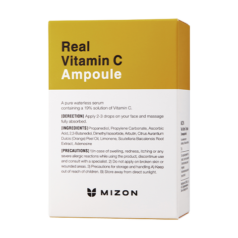Real Vitamin C Ampoule (30ml)