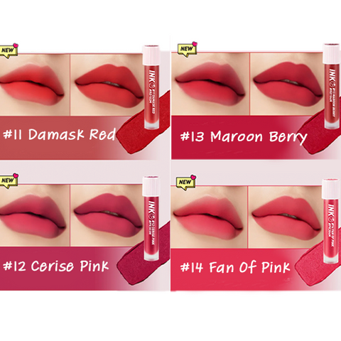 Ink Matte Blur Tint - 10 Colours (3.8g)
