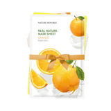 Juicy Vitamin C Sheet Mask Pack (Inc. 5 Masks)