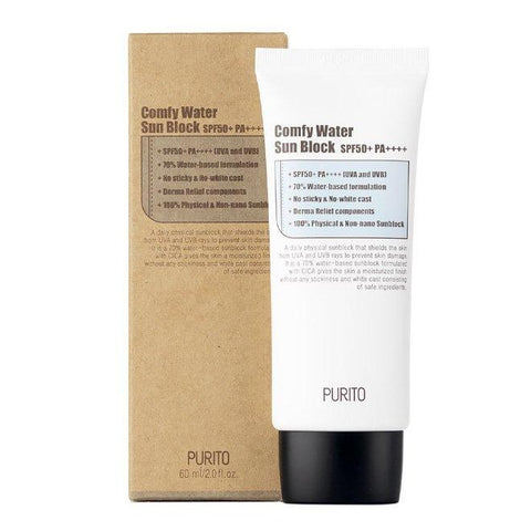 Comfy Water Sun Block SPF50+ PA++++ (60ml)