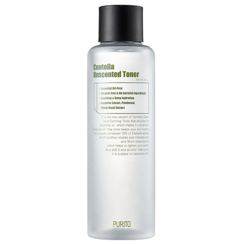 Centella Unscented Toner (200ml)