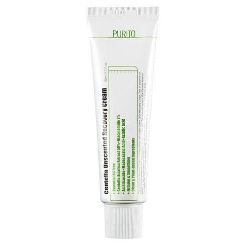 Centella Unscented Recovery Cream (50ml)