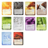 Pureness 100 Mask Sheet 1pc - 10 Types