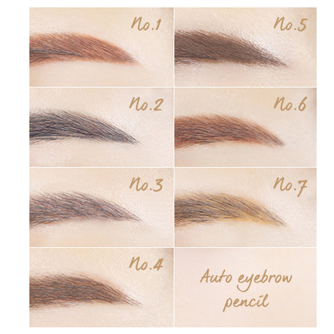 Auto Eyebrow Pencil - 7 Colours (0.3g)