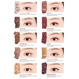Play Colour Eyes Wine Party - 10 Shadow Palette (10g)