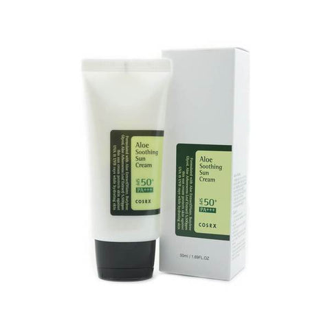 Aloe Soothing Sun Cream SPF50+ PA+++ (50ml)