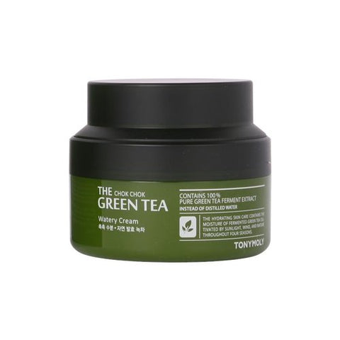 The Chok Chok Green Tea Watery Cream (60ml)