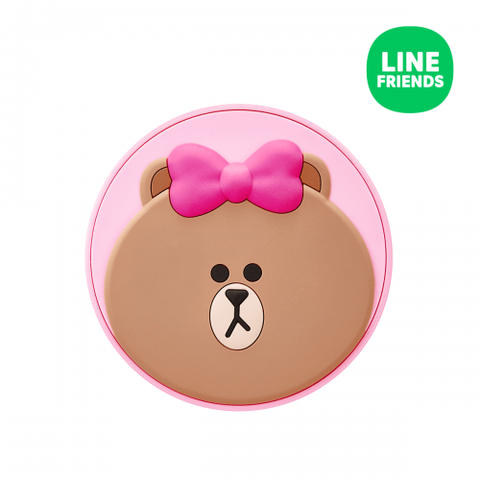 Glow Tension SPF50 pa+++(Line Friends Edition) - 4 Colours (15g)