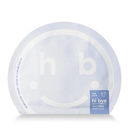 Hi Bye Soothing Sheet Mask - 1pc (25ml)