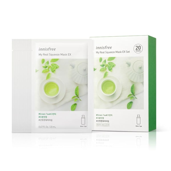 My Real Squeeze Green Tea - 20pc BOX