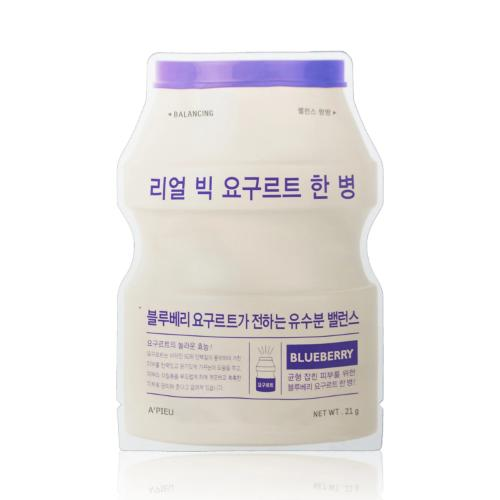 Real Big Yogurt One-Bottle - 1pc (5 Types)