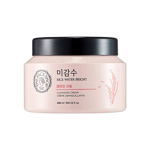 Rice Water Bright Cleansing Cream (400ml)