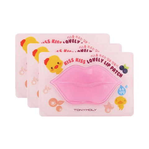 Kiss Kiss Lovely Lip Patch 1pc (10g)