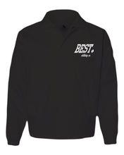 Load image into Gallery viewer, BCC Black Windbreaker Jacket