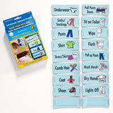 Get Dressed and Bathroom Routines Add-On Pack