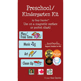 Preschool Kindergarten Kit