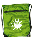 My Stuff Drawstring Knapsack - Save 40%!