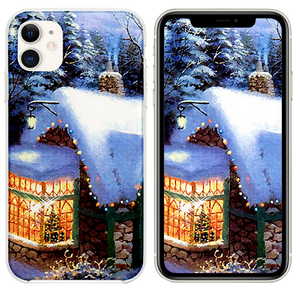 2016 Christmas Images iPhone 11 case