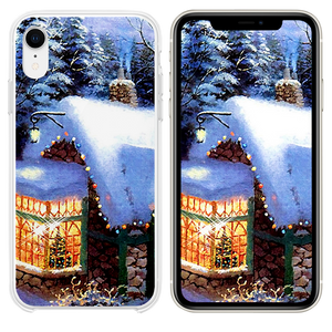 2016 Christmas Images iPhone XR case