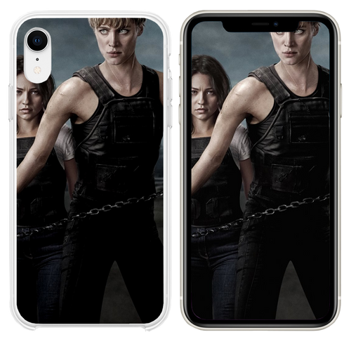 2019 terminator dark fate movie 4k iPhone XR case