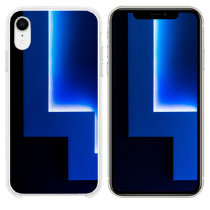 Abluestract iPhone XR case