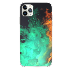 Abstract Ink Splash iPhone 11 Pro Max case
