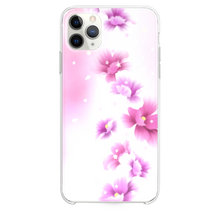 Load image into Gallery viewer, Abstract Pink Blossom Bouquet iPhone 11 Pro Max case