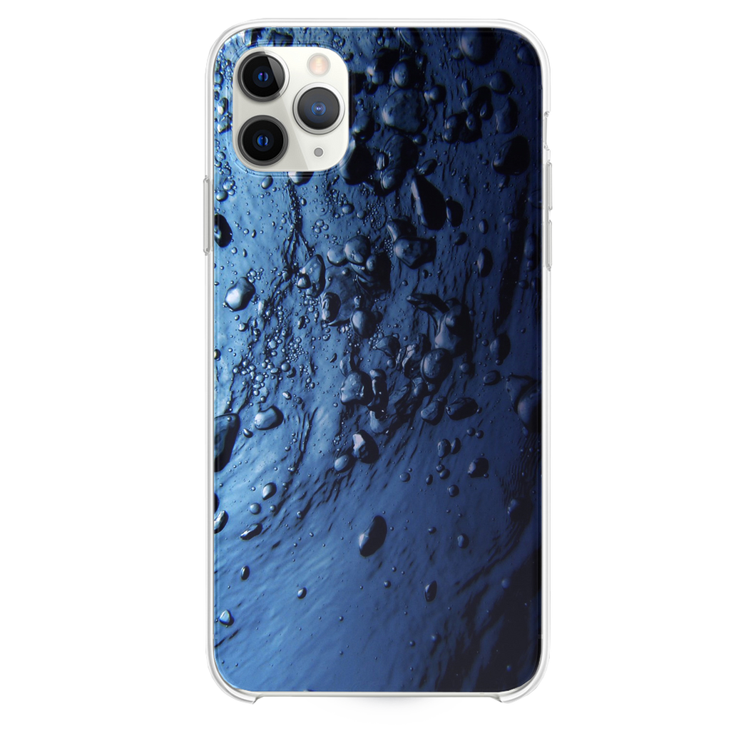 Abstract Underwater Blister iPhone 11 Pro Max case