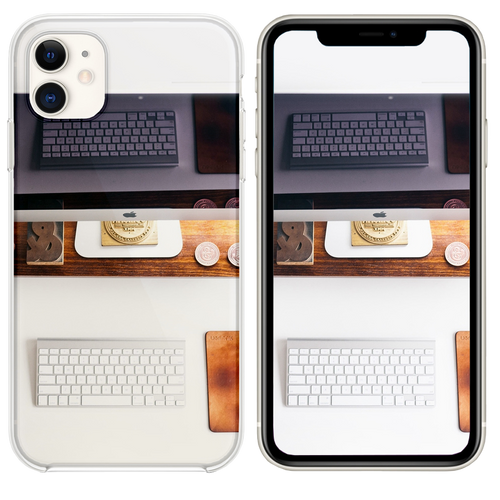 Apple Devices Desk iPhone 11 case