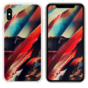 Fish and Birds Art Deco Tessellation iPhone 11 case