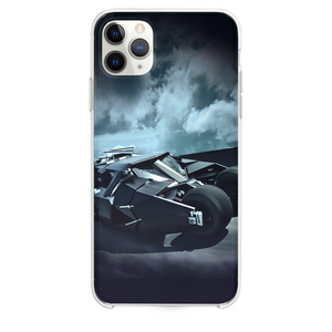 Batcar Batman Highway Art Hero iPhone 11 Pro Max case