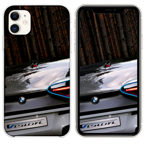 BMW Concept Car Rear View iPhone 11 case