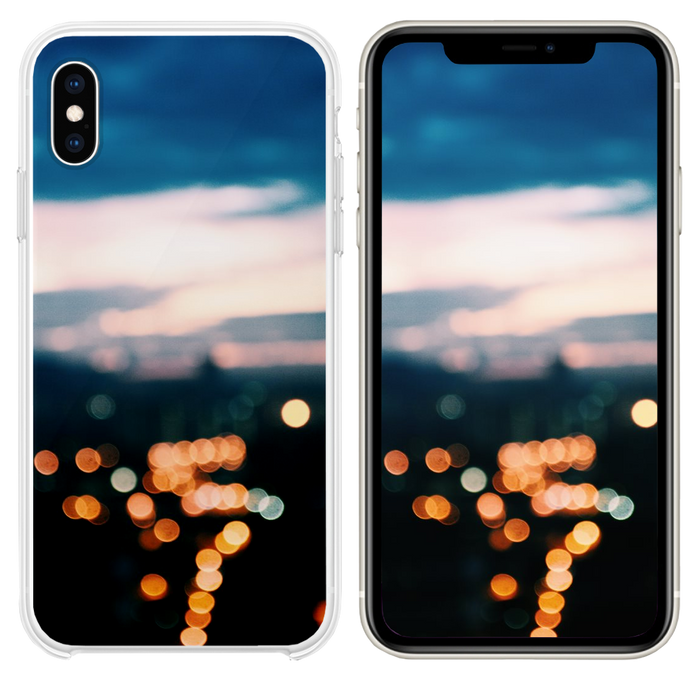 bokeh photography iPhone XS case