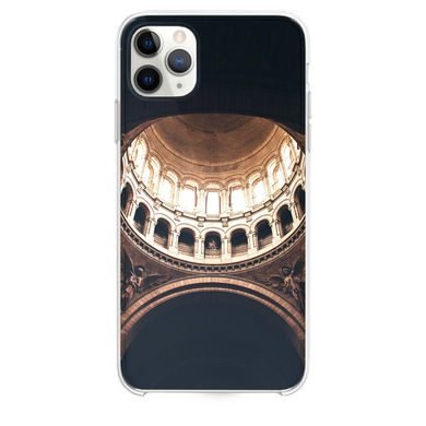 brown dome building interior iPhone 11 Pro Max case