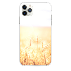 brown grasses iPhone 11 Pro Max case