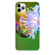 Load image into Gallery viewer, Bug On White Flower iPhone 11 Pro Max case