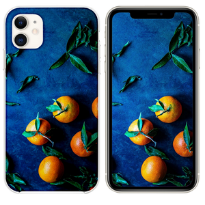 bunch of orange fruit iPhone 11 case