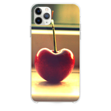 Load image into Gallery viewer, Cherry Fruit Macro iPhone 11 Pro Max case