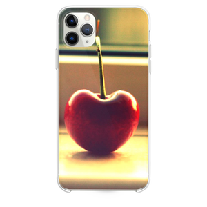 Cherry Fruit Macro iPhone 11 Pro Max case