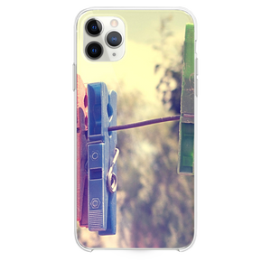 Clothes Lines Colorful iPhone 11 Pro Max case