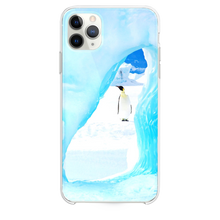 Load image into Gallery viewer, Cute Penguin iPhone 11 Pro Max case